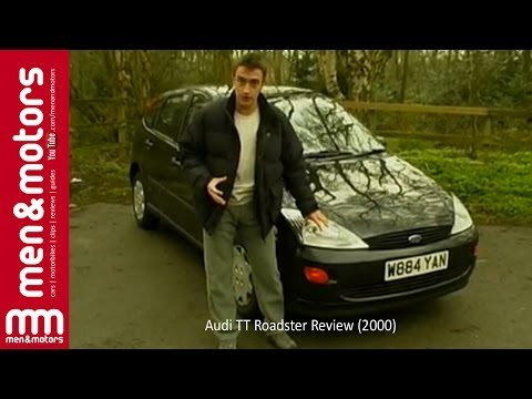 Ford Focus Review - With Richard Hammond (2000)