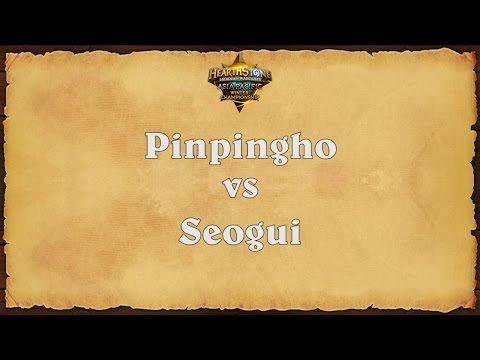 Pinpingho vs Seogui - Asia Pacific Winter Championship - Match 4