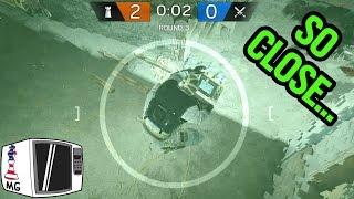 The Echo YOKAI Drone Clutch - Rainbow Six Siege
