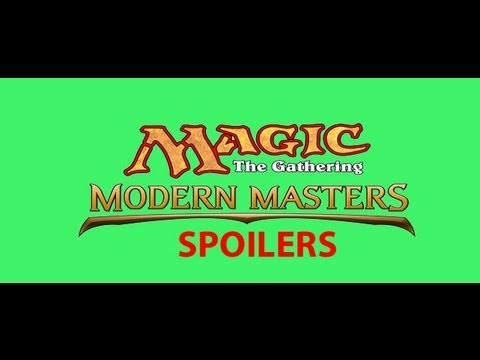 Modern Masters Spoilers: 14 out of 15 Mythics Spoiled!