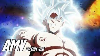 AMV Dragon Ball Super 🔆 Goku 3 Lần Bản Năng Vô Cực - Đánh Bại Jiren Và Kefla
