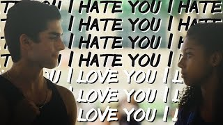 • Cesar & Monse | I hate u, I love u