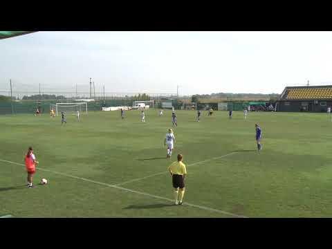 U17 Reprezentacija zene - BiH vs Slovacka - prijateljska utakmica - 30.08.2019.