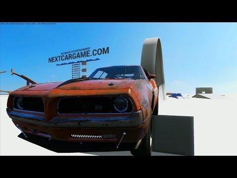 Game | Next Car Game Technology Tech DEMO | Next Car Game Technology Tech DEMO