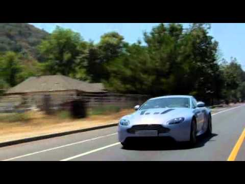Video- 2011 Aston Martin V12 Vantage drops by Jay Leno_s Garage — Autoblog.flv