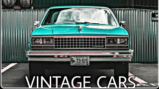 THE RAREST AND BEST VINTAGE CAR COLLECTION IN INDIA AHMEDABAD.TopCars