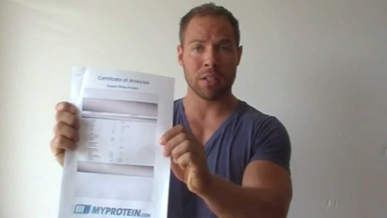 Impact Protein Myprotein Impact Whey Protein
