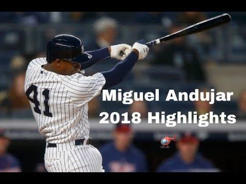 Miguel Andujar 2018 Rookie Highlights