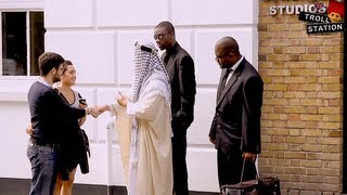 Prank | Sheikh Al Yaseen looking for wives in London
