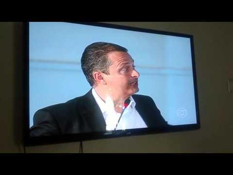 Anuncio Morte Eduardo Campos Rede Globo
