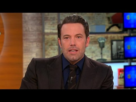 """Ben Affleck on """"Gone Girl,"""" family and becoming Batman"""