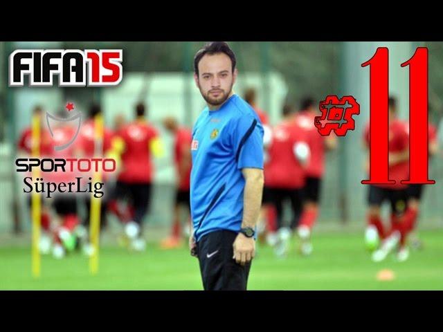 FIFA 15 Süper Lig Kariyeri #11: ALEX DE SOUZA