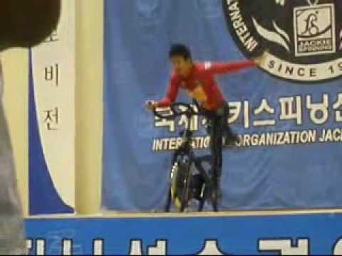 korea Indoor Cycling Gymnastic Championship