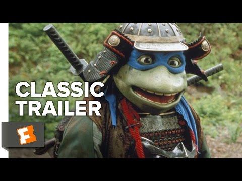 Teenage Mutant Ninja Turtles III (1993) Official Trailer - Live Action Movie HD