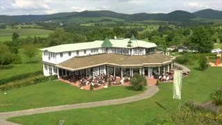Golfen Im Sauerland - Hotel Deimann - Schmallenberg - Sauerland - Drohnenaufnahmen