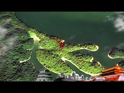 中國-地理中國-20181216 仙湖奇島