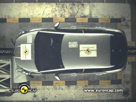 Euro NCAP | Citroen DS5 | 2011 | Краш-тест