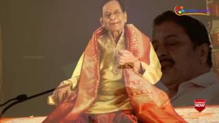 Veteran Carnatic musician M Balamurali Krishna dies at the age of 86