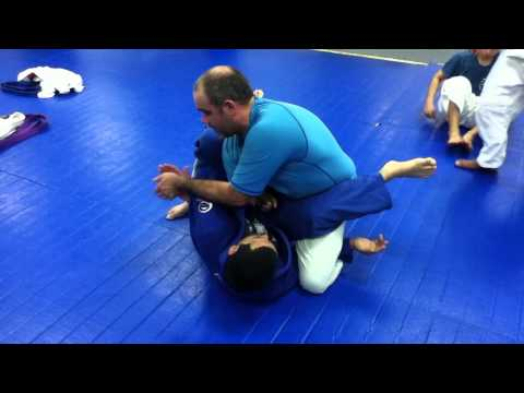 BJJ Houston / MMA Houston / Kickboxing Houston 77095 Warren's Elbow Crank Image 1