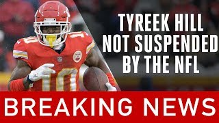 No Suspension for Chiefs WR Tyreek Hill | NFL News | CBS Sports HQ