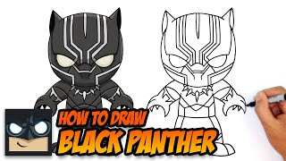 download lagu How To Draw Black Panther  The Avengers gratis