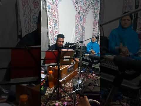 Zahid Shafi Khudara Mea Vantam Khata Miyani Yaaro at Rainawari