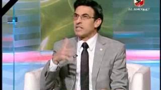 الناقد طارق الادور وازمة التعامل مع الشباب بالكره والجماهير