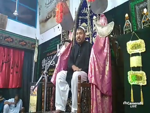 Azadari Channel's broadcast gopalpur 5,Moharram mashriqi imambargah