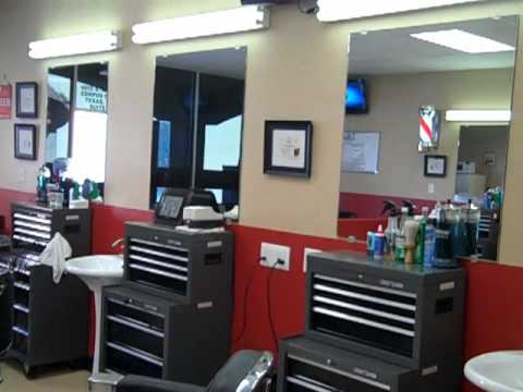 Inside The World Famous Flawless Barber Shop Corpus Christi TX ...