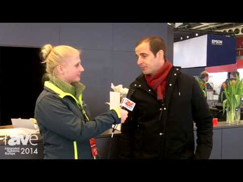 ISE 2014: Katie Talks with Tobias of LANG