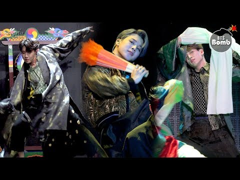 [BANGTAN BOMB] 'IDOL' Intro Performance (3J focus) @2018 MMA - BTS (방탄소년단)