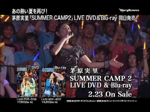 茅原実里 SUMMER CAMP2 LIVE DVD&BD