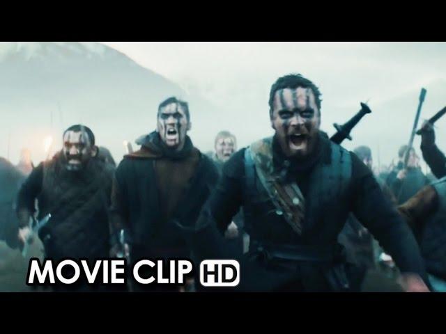 MACBETH Official UK Clip 'Battle' (2015) - Michael Fassbender HD