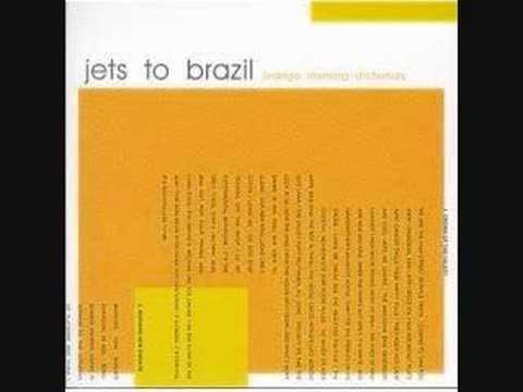 Jets To Brazil - Sea Anenome