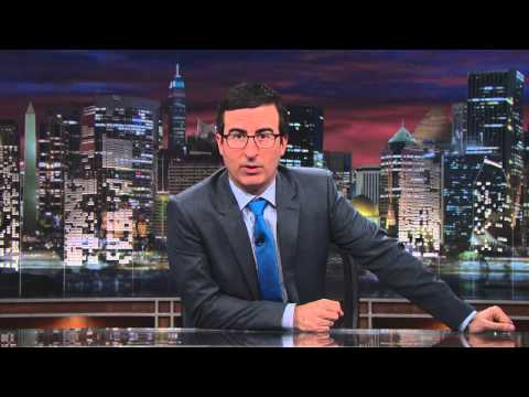 Last Week Tonight With John Oliver: Last Week's News...we Think (web Exclusive) video