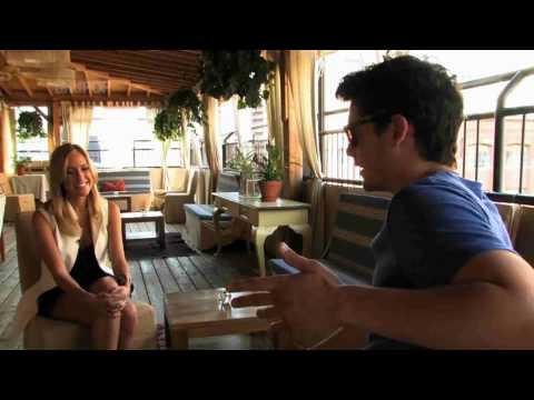 Kristin Cavallari Interview - She's Surprisingly Nice...