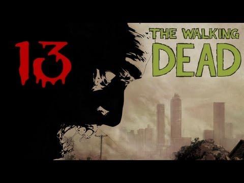 The Walking Dead прохождение. Часть 13 [Эпизод 3]