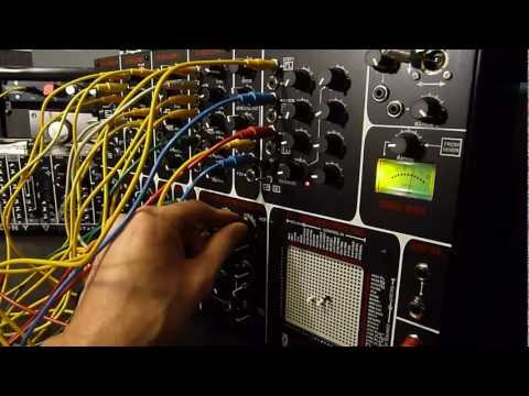 Analogue Solutions VOSTOK MATRIXSYNTH v2 - Modular Suitcase Synth Demo (Extended) Music Videos