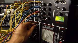 ogue Solutions VOSTOK MATRIXSYNTH v2 - Modular Suitcase Synth Demo (Extended)