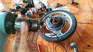 Phát điện từ động cơ 3 pha