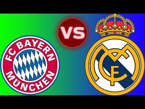Bayern Münich vs. Real Madrid Maçı (Acı Cezalı) thumbnail