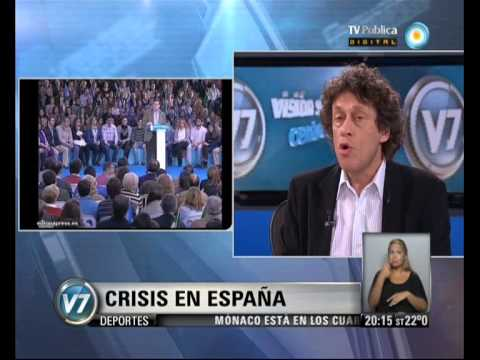Visin 7: Se profundiza la crisis en Espaa