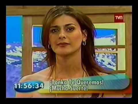 Tonka Tomicic - Ultimo día en TVN (13/11/2009)