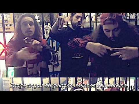 $UICIDEBOY$ - RUNNIN' THRU THE 7TH WITH MY WOADIES ft. POUYA (SUB. ESPAÑOL) VIDEO OFICIAL