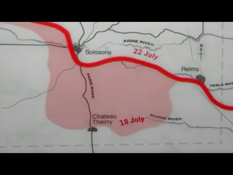 Battle of the Marne - Timewatch: Body Hunters: The Unknown Soldiers - BBC
