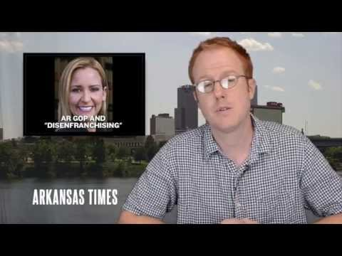 Today in Arkansas: Let's talk about disenfranchisement