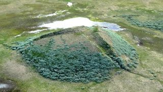 About 7,000 methane bubbles can explode in Siberia.