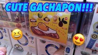 CUTE GACHAPON!!!