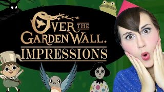 Over The Garden Wall Impressions - Cartoon Network - Madi2theMax