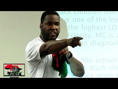 Dr. Umar Johnson in Little Rock, AR